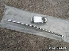 Honda SUPERCUB 50 55 CA100 C100 C102 CA102 C105 BRACKET EXHAUST  MUFFLER   JAPAN