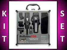 BABYLISS PRO FORFEX PROFESSIONAL CASE TRIMMER CLIPPER SHAVER COMBO KIT FXPP10