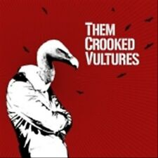 THEM CROOKED VULTURES [1 DISC] [886976193621] NEW CD