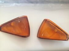 FORD FAIRMONT FALCON SEDAN XE CORNER INDICATOR  LIGHTS PAIR NEW