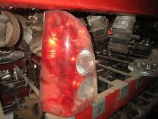 2005-2006 Mazda Tribute Driver Left side taillight tail light
