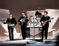 The Beatles Ed Sullivan Appearance Photo Print  14 x 11""