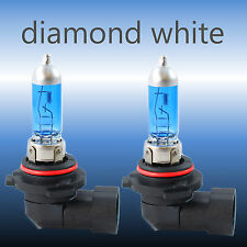 2X ICE BLUE TINT HB4 HEADLIGHT XENON UPGRADE FOR MITSUBISHI EVO LANCER -XI9006