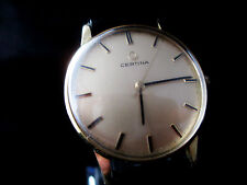 EXCELENTE RELOJ CERTINA CUERDA VTG CABALLERO / EXCELLENT VTG GENTS CERTINA WATCH