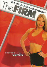 The Firm - Express Cardio - DVD