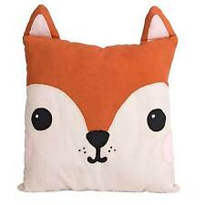 Fox Cushion Cute Kawaii Home Wares Room Decor Kitsune Ears Fun Gift