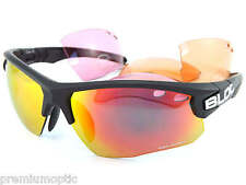 BLOC intercambiabili Titan Sports Occhiali da sole Matte Black/4 Lens Box Set xr630