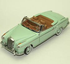 Sun Star clásico mercedes benz 220 se cabriolet año de construcción 1958, OVP, 1:18, 057