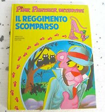 PINK PANTHER DETECTIVE [La Pantera Rosa] Il Reggimento Scomparso (1986)