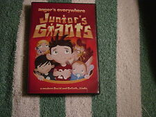 Junior's Giants 1 - Anger's Everywhere (DVD, 2009) He's from a Christian family