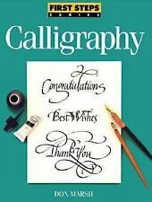 Calligraphy by Don Marsh (Paperback, 1996)