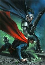 Dark Knight III DK3 #5 Master Race BULLETPROOF Variant Dell'Otto BUY fromSOURCE