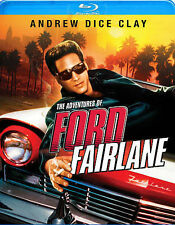 The Adventures of Ford Fairlane (Blu-ray Disc, 2015)