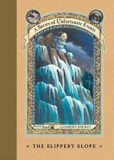 The Slippery Slope (A Series of Unfortunate Events, Book 10)-ExLibrary