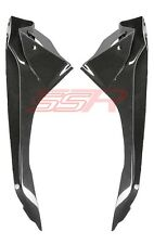 BMW S1000RR Upper Side Infill Panel Cover Fairings (100%) Carbon Fiber Fibre