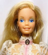 Vintage 1982 angel face poupée barbie deux tons blonde twist n turn original outfit