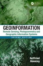 Geoinformation : Remote Sensing, Photogrammetry and Geographic Information...