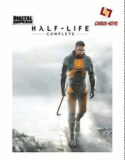 Half Life Complete Steam Key Pc Game Code Download Global [Blitzversand]