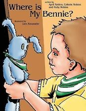 Where is My Bennie?-ExLibrary