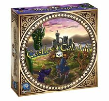 Castles Of Caladale Family Board Game Renegade RGS 00531 David Wilkinson