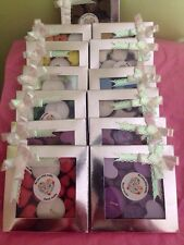 Roses&hearts/ Amazing Double Scented Wax Melt Gift Boxes