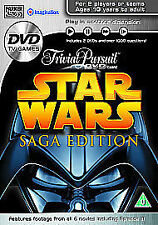 Trivial Pursuit Interactive DVD Game - Star Wars - SAGA EDITION