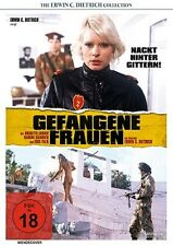 GEFANGENE FRAUEN Erwin C. Dietrich Collection BRIGITTE LAHAIE  DVD Neu
