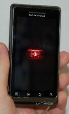 Motorola Verizon Droid 2 A955 Black Android Cell Phone Slide 3G WiFi camera -C-