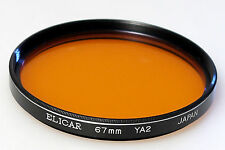 (PRL) ELICAR 67 mm FILTER FILTRO FILTRU FILTRE FILTAR CAMERA PHOTO FOTOGRAFIA