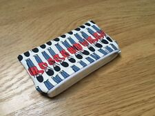 Handmade Zipped Coin Purse Made Using Cath Kidston Guards Fabric
