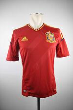 2012 Spanien Trikot SAdidas EM Nationalmannschaft Europameister Spain Jersey