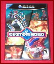 Custom Robo for the Nintendo Gamecube System NEW SEALED