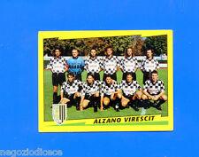 CALCIATORI PANINI 1996-97 Figurina-Sticker n. 560 - ALZANO VIRESCIT SQUADRA -New