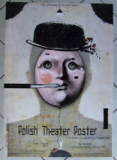 Polish Theater Posters - exhibition poster - Kaja