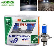 XENCN H4 P43t 12V 60/55W 5300K Blue Diamond Car Light Bulbs Halogen Headlight