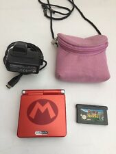 Mario vs DK Edition - Gameboy Advance SP Fully Working - With Extras