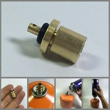 Gas Refill Adapter for Outdoor Camping Stove Gas Cylinder Gas Tank Gas Burner