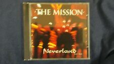 THE MISSION - NEVERLAND. CD