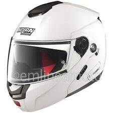 Casque Intégral Ouvrable Nolan N90 2 Special 15 Pure White - L