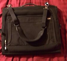 Victorinox Deluxe Garment Sleeve Carrying Strap Bag Black Awesome