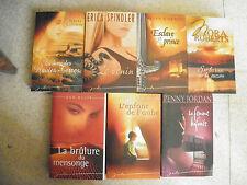 Lot de 7 livres collection Jade