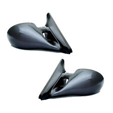 1996-2000 Honda Civic Pair of  Side View Mirrors Manual M3 Style Carbon Fiber