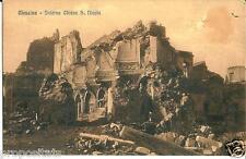 si 33 Anni 20 MESSINA Interno Chiesa S.Nicola dopo il terremoto - non viagg - FP