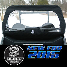 Deuce USA Polaris 2016-2015 RZR 900, 900 S, 900 XC  Rear Window Vinyl