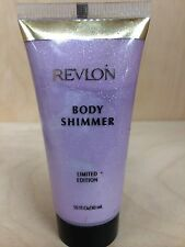 Revlon Body Shimmer Limited Edition FOILED PASSION 1oz.