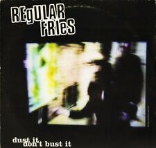 "REGULAR FRIES dust it don't bust it NANG 02 uk rabid badger 12"" PS EX/EX"