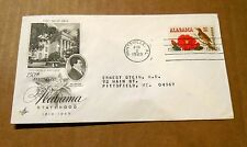 "1969! ""150th Anniversary of Alabama Statehood""! w/(1) 6 Cent Stamp! VG Cond!+NR"