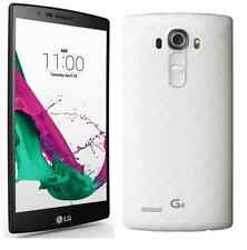 "Unlocked White 5.5"" LG G4 H815 32GB 3GB RAM 16MP Android OS Quad-core Cellphone"