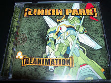 Linkin Park Reanimation (Australia) CD Like New
