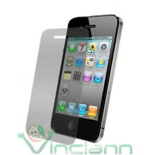 Pellicola anti riflesso no impronte per Apple iPhone 4 4S protezione display